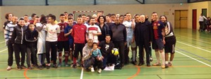 Tournoi footsalle 2013